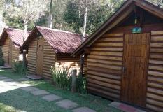 Camping Canto dos Pássaros - Cabanas Madeira