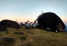 Mirante Pedra do Porquinho - São Francisco Xavier - SP