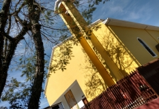 Igreja - São Francisco Xavier - SP