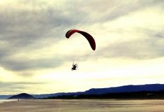 Paraglider - Boraceia Litoral Norte - SP
