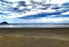 Praia Boraceia - Litoral Norte - SP