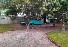 Área de Camping - Ilha do Mel pousada e camping