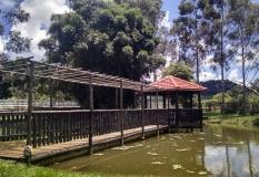 Lago das Carpas