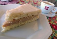 Bolo Bem Casado - Cafe da Dona Xica - São Francisco Xavier - SP