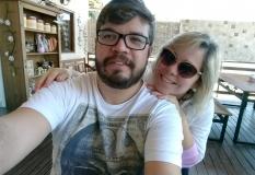 Anderson e Karin - Cafe da Dona Xica - São Francisco Xavier - SP