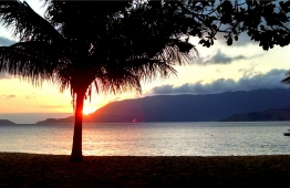 Por do Sol - Ilha Bela - SP