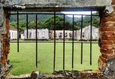 Celas Ruinas do Presidio Ilha Anchieta - Ubatuba SP