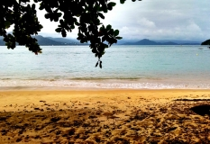 Praia Ilha Anchieta - Ubatuba SP