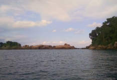 Ilha das Couves - Ubatuba - SP