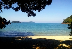 Praia da Justa - Ubatuba - SP