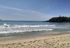 Canto Direito Praia do Felix - Ubatuba SP