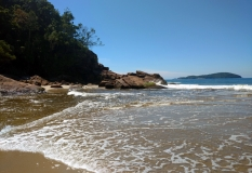 Praia de Puruba - Ubatuba - SP
