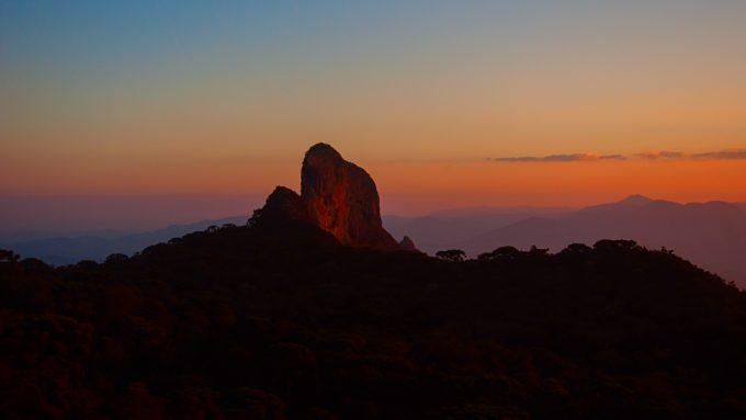 Pedra do Bau - São Bento do Sapucaí
